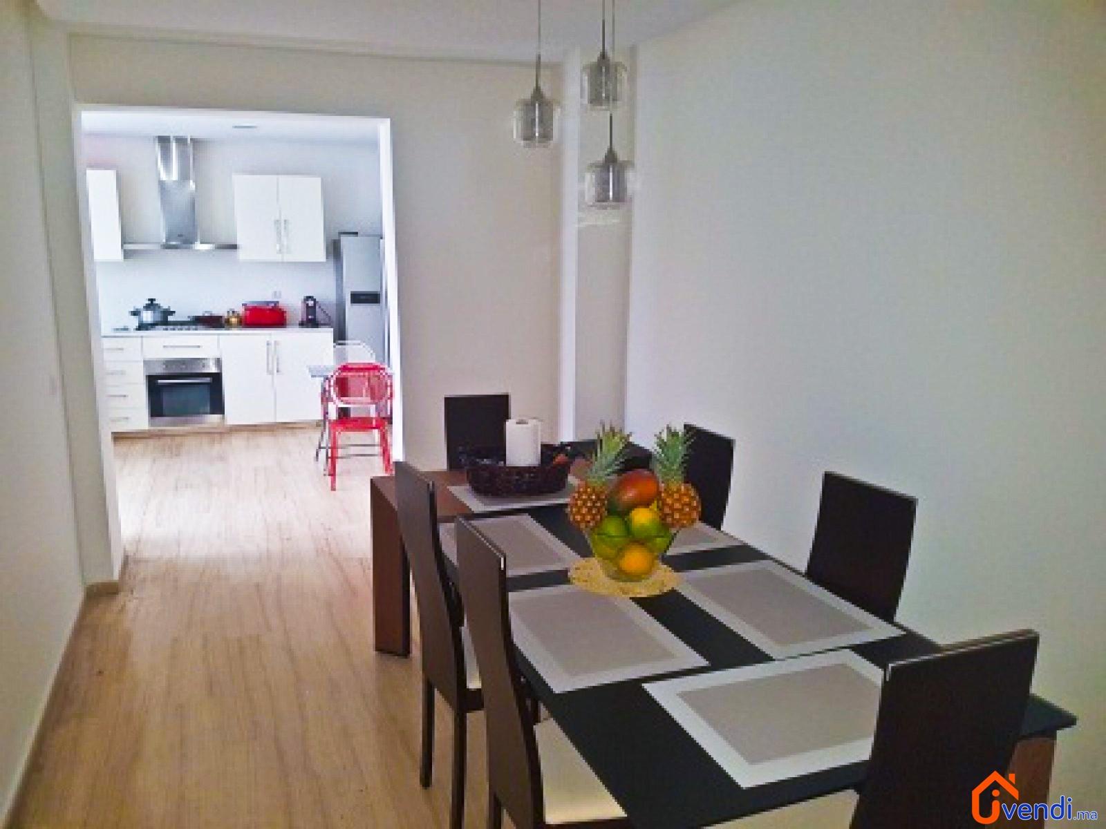 Vendu en 118 jrs appartement vendre quartier for Salle a manger casablanca