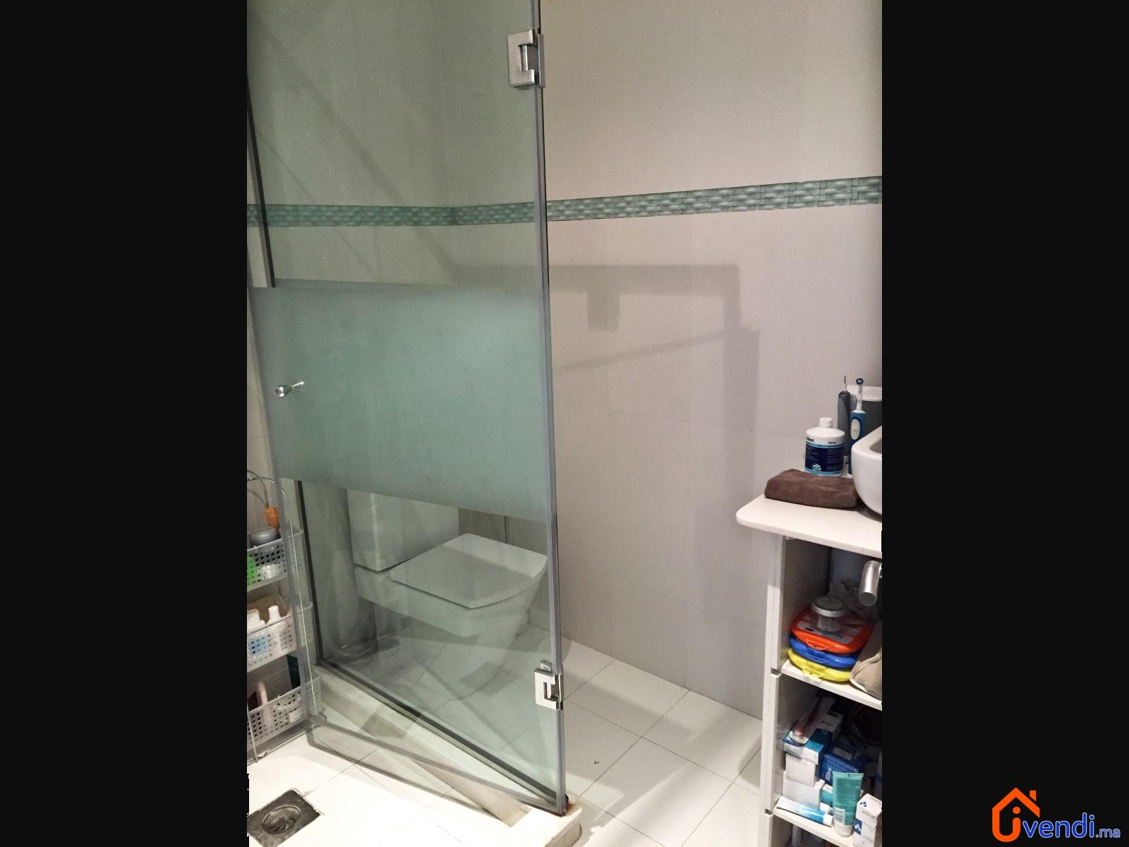 Appartement vendre dar bouazza 1er site for Prix salle de bain sous sol