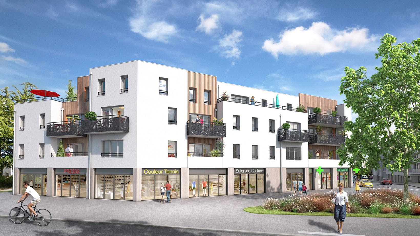 Achat maison neuve 1er site immobilier for Achat maison neuve 53