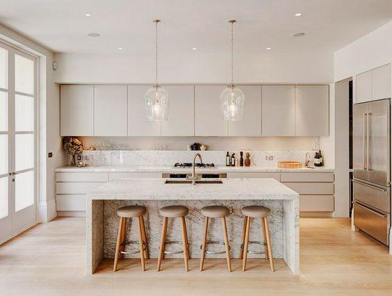 Quel rev tement de sol choisir pour votre cuisine 1er site immobilier entre - Revetement de sol pour cuisine ...